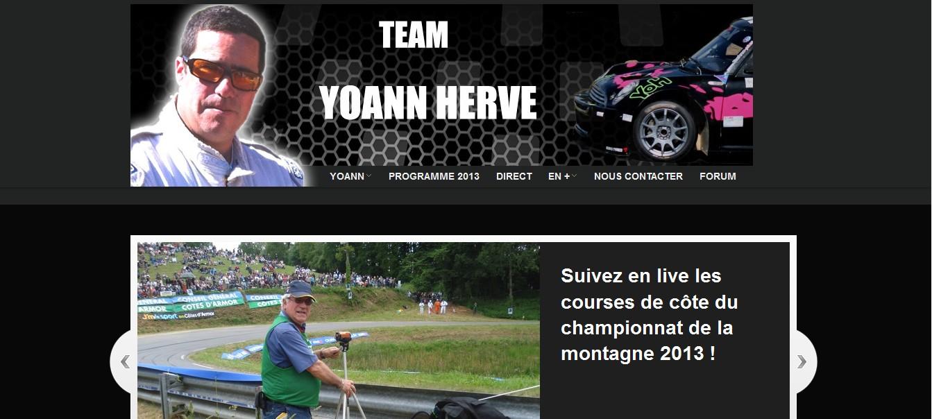 Team Yoann Hervé - Pont L'abbé