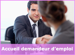 Vignette demandeur d'emploi - Initiatives Formation